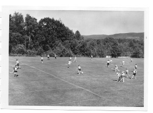 In the 30's, Merestead boasted the first regulation field hockey field in the state of Maine